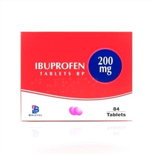 Ibuprofen 200mg Tablets -84- BLISTER