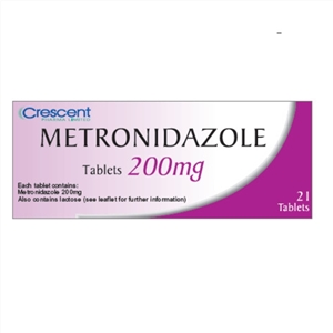 Metronidazole 200mg Tablets -21-