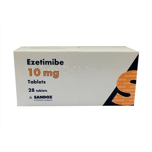 Ezetimibe 10mg Tablets -28-
