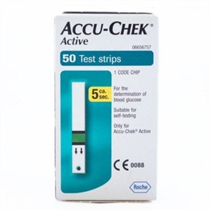 Accu-Chek Active 50 Test Strips